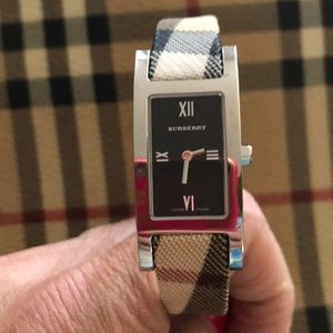 Authentic Burberry Ladies Watch
